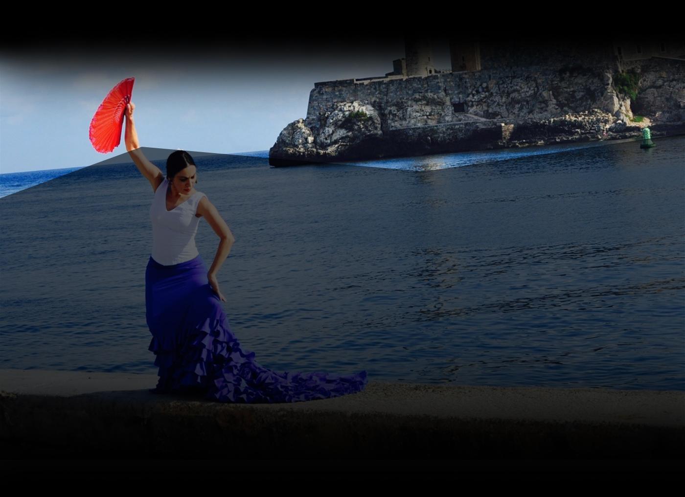 Flamenco Puro: Flamencas en la Luz