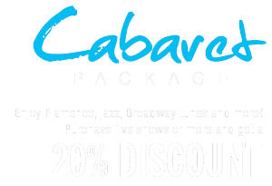 Cabaret Package Block 1718