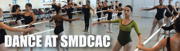 Dance at SMDCAC Banner