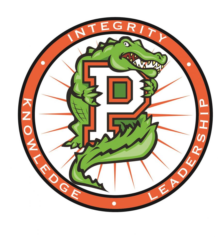 Pinecrest Preparatory Middle Logo