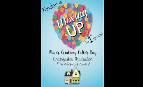 "Moving ""UP"" to First Grade - ""The Adventure Awaits"""
