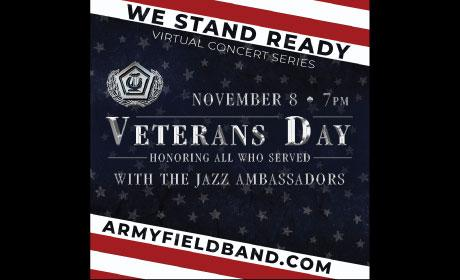 The Jazz Ambassadors of the United States Army Field Band