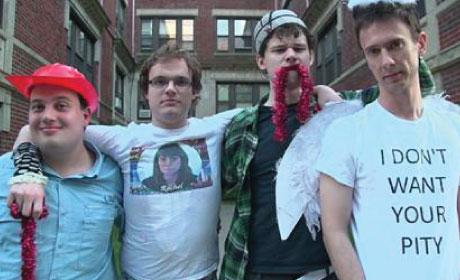 cast of Asperger's Are Us
