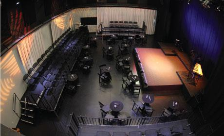 Black Box, Cabaret Setup
