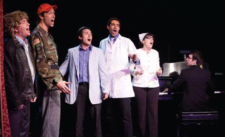 Broadway's Next H!T Musical, Broadway, Music, Theater