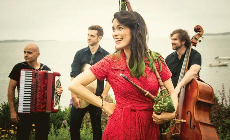 Cristina Pato Quartet: Latina