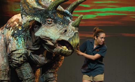 Erth's Dinosuar Zoo Live