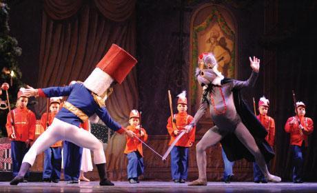 The Nutcracker, Ballet, Dance