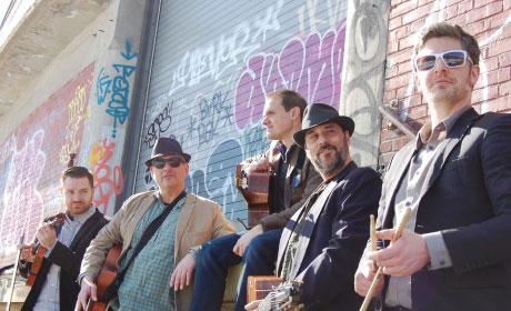 Occidental Gypsy band