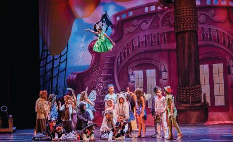 Kendall Christian School performs Peter Pan