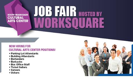 Work Square Job Fair