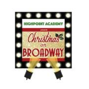 Highpoint Academy Christmas on Broadway