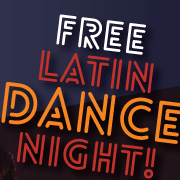 Free Latin Dance Night