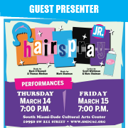 Palmer Trinity School Theatre presents Hairspray Jr.