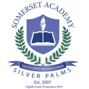 Somerset Silver Palms Logo