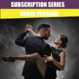 Image of Tango Lovers Dancers Dancing
