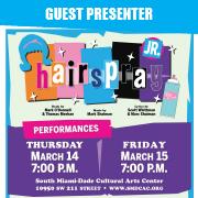 Palmer Trinity School Theatre presents Hairspray Jr.