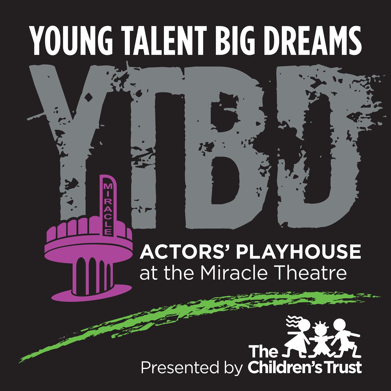 Young Talent Big Dreams Logo